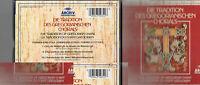 Die Tradition des Gregorianischen Chorals diverse Patres 4 CD (Box 51)