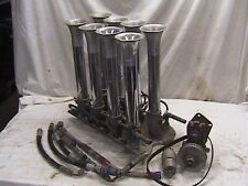 Vintage Hilborn Small Block Ford Stack Fuel Injection