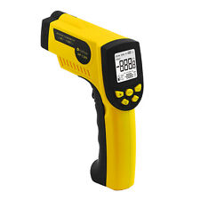Non Contact Lcd Digital Infrared Ir Thermometer High Temperature Gun 501300