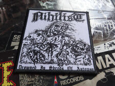 Nihilist Patch Death Metal Entombed NR 3