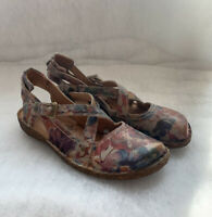 Ladies Josef Seibel Rosalie 13 Print Mate Graphit Size 39 (UK 6) Was £75