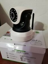 720P Wireless WIFI IP Camera, SD Slot, Night Vision, Home/Baby Monitor, Pan&Tilt