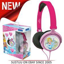 Lexibook HP010DP Disney Princesa Kid's Auriculares Estéreo │ │ Plegable limitador de volumen