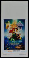 Plakat die Meerjungfrau The Little Mermaid Walt Disney Animation B L10
