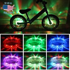 Bike Bicycle HUB Light Cycling Wheel LED Decoration Flash Light Cycling Lamp