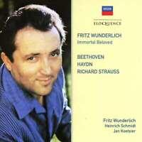 New: FRITZ WUNDERLICH - Immortal Beloved CD (Import)