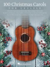 """100 Christmas Carols for Ukulele"" MUSIC BOOK-BRAND NEW ON SALE-UKE SONGBOOK!!"