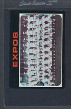 1971 Topps #674 Montreal Expos Team NM *9997