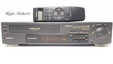 Panasonic nv-hd101 HI-FI STEREO VHS VIDEOREGISTRATORE RECORDER + FB 12 mesi gewährl