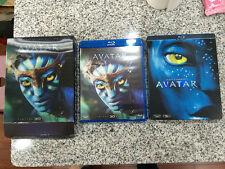 Avatar 3D + 2D Blu-ray IronPack Boxset | Taiwan Exclusive Rare OOP Not Steelbook