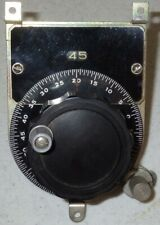 vintage Turns Counter DIY for Transmitter Antenna Tuner Capacitor Inductor