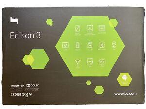 tablet 10.1 32 Gb Batería 7000mah Bq Edison 3. Como Nueva.
