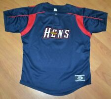 Toledo Mud Hens Minor League Baseball Sewn Jersey Youth Large Nice Tigers OH