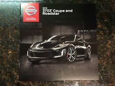 2019 NISSAN 370Z Coupe and Roadster 20-page Original Sales Brochure