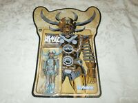 Super7 ReAction Heavy Metal Lord of Light Metallic Action Figure