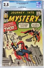 Journey into Mystery #95 CGC 2.5 from Aug 1963 Thor vs Thor
