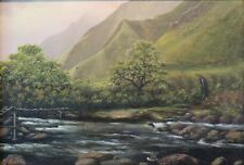 """high quality 36x24 oil painting handpainted on canvas""""landscape """"@NO7894"""