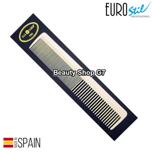 Professional silicone cutting comb Eurostil Spain SilKomb Pro-30 01523
