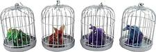 One supplied - DRAGONLING Pet in Cage 5.5cm Decorative Mini Baby Dragon Figurine