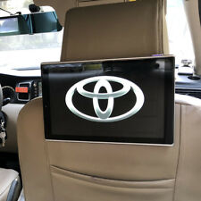 Toyota Highlander Car Headrest Monitor With Android 9.0 Rear Seat Entertainment