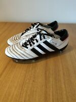 RETRO ADIDAS ADIPURE SG FOOTBALL BOOTS UK SIZE 7 SOFT GROUND RARE