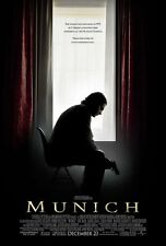 Munich (2005) Original Movie Poster - Rolled - Double-Sided