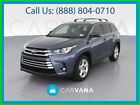 2018 Toyota Highlander Limited Sport Utility 4D Roof Rack Hill Start Assist Control Dual Power Seats ABS (4-Wheel) Air