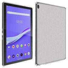 Carcasa protectora Lenovo Smart Tab M10 10.1 de Silicona Flexible - Blanco