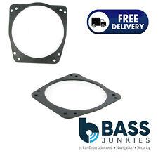 SAK-1507 Ford Fiesta MK4 MK5 89-02 Rear Hatch 13cm Speaker Ring Brackets Adaptor