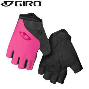 Giro Jag'ette Womens Cycling Gloves - Magenta Pink