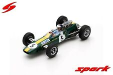 Spark F1 Lotus 33 Jim Clark 1/43 Winner British GP 1965