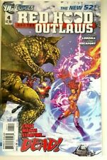 Red Hood and the Outlaws Issue 4 New 52 First Print NM