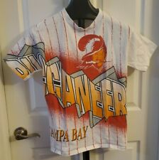 Tampa Bay Buccaneer 00004000 s Single Stitch Shirt Vtg Sz Medium Rare