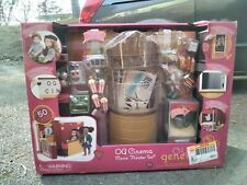 Our Generation Movie Theater ~ For Any 18� Dolls - New -