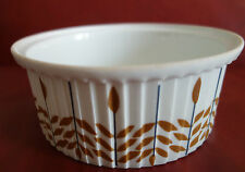 "Aluminite Frugier Limoges France 7"" Casserole Oven Dish Decor de Monica Vintage"