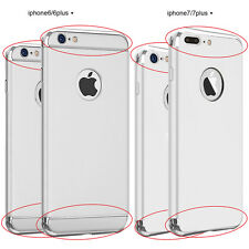 OEM For iPhone 6 6S 7 / Plus Luxury Ultra Thin Hybrid Slim Hard Case Cover