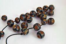 10mm beads/ handmade beads/ unique beads/ Gold beads/ Black beads/ gray beads/