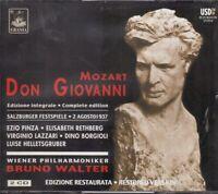 Mozart : Don Giovanni/Walter, Étrier Rethberg, Lazzari, Salzbourg 2.8.37 - CD