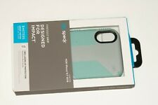 Unopened New Speck Phone Case for iPhone XR, Dolphin Grey/Aloe Green