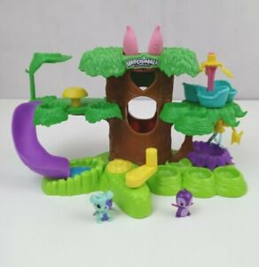 Hatchimals Colleggtibles Playset Treehouse Hatchery Nursery With 2 Hatchimals
