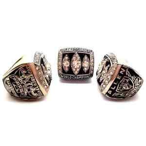 1983 Los Angeles Raiders Championship rings NFL