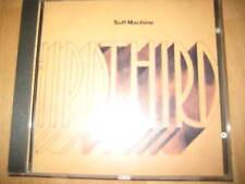 CD Soft Machine – Third 3 ---- hawkwind The Groundhogs Pink Floyd Goblin