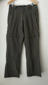 North Face Women's Size 10 Convertible Hiking Pants
