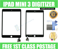 BLACK iPad Mini 3 Genuine OEM Display Touch Digitizer Glass Screen Replacement