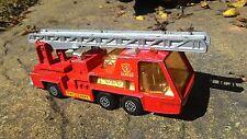 VINTAGE MATCHBOX RED SUPER KINGS K9 FIRE TENDER 1972.
