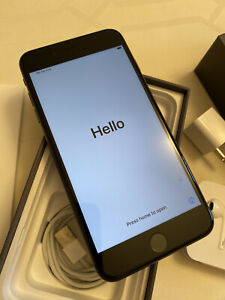 Apple iPhone 8 Plus - 256GB - Space Gray (AT&T) A1897 (GSM) - Pristine