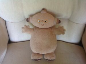 """HASBRO In the Night Garden Talking Macca Pacca Soft Plush Toy 10"""" Tall"""