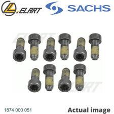 FLYWHEEL BOLTS SET FOR VOLVO V60 D 5244 T10 XC60 D 5244 T5 D 5244 T16 SACHS
