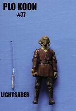 Star Wars Jedi Master Plo Koon Action Figure!