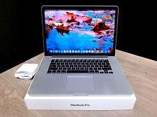 "MacBook Pro 15"" / CUSTOMIZE / Retina / Quad Core i7 / 16GB / OS2019 / 2TB SSD!"